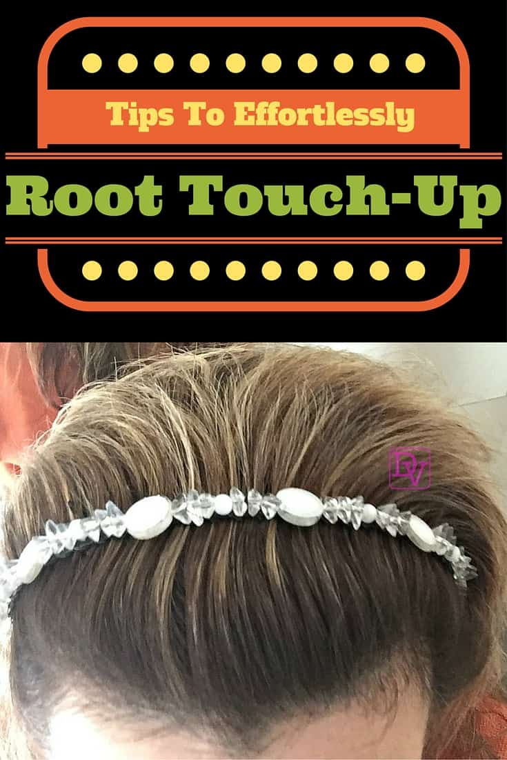 Tips To Effortlessly Touch-Up Roots