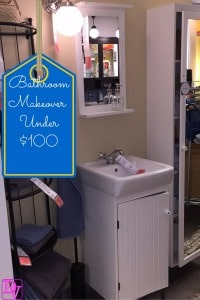 Tips For Updating Your Bathroom Under $100