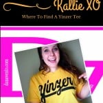 Where To Find  A Yinzer Tee
