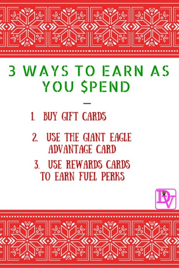 3 ways to earn as you spend, earn, spend, gift cards, fuel perks, advantage card, giant eagle, giant eagle and gift cards, gift card, gift cards, gift cards and advantage card, ad, Giant Eagle Pittsburgh, Dana, 3 ways to earn as you spend, 3 Ways To Earn When Spending