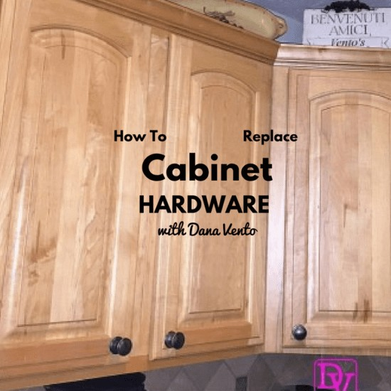 How To Replace Kitchen Cabinet Hardware, Kitchen Cabinet Hardware Supplies