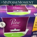 poise, poise liners, sam's club, lbl, lbl secret club,
