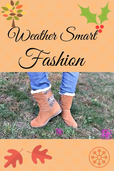 White Mountain Shoes, Weather resistant collection, polarair, polar, chestnut, suede water resistant, rain, sleet, ice, snow, cold weather, fashion friendly, sweater material, buckle, style, fashion, boot, bootie, calf, weather smart fashion, how to dress for weather smart fashion,