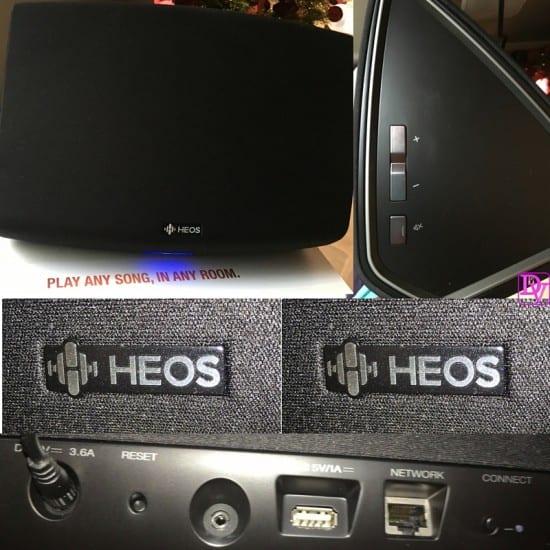 HEOS speaker