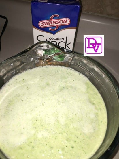 broccoli-cheddar-soup-mixture