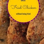 Best Fried Chicken Recipe Fried Without Oil