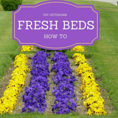 diy, outdoors-lawn, beds, extend bed, cutting in, how to, tutorial, green, plants, planting, spade, pick, shovel, wheelbarrow, work, outdoor chores, outdoor tasks, how to cut in, diy blogger, diy outside, dana vento diy blogger