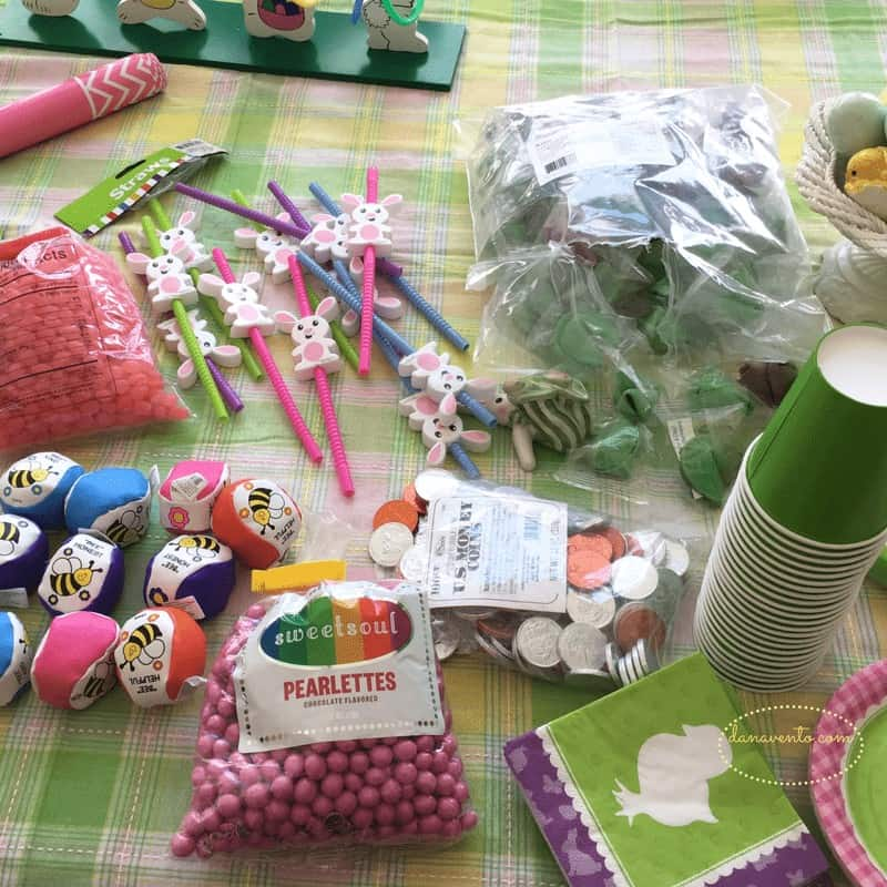 Easter party ideas sharing Easter party favors