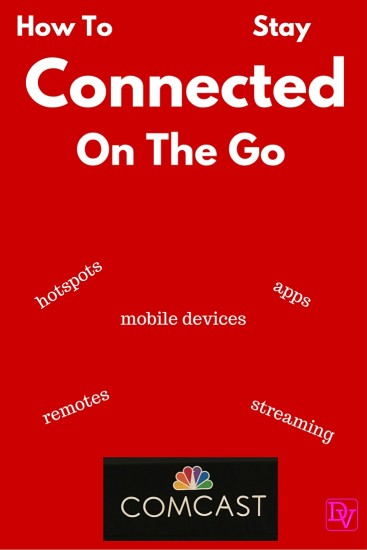 How To Stay Connected While On The Go