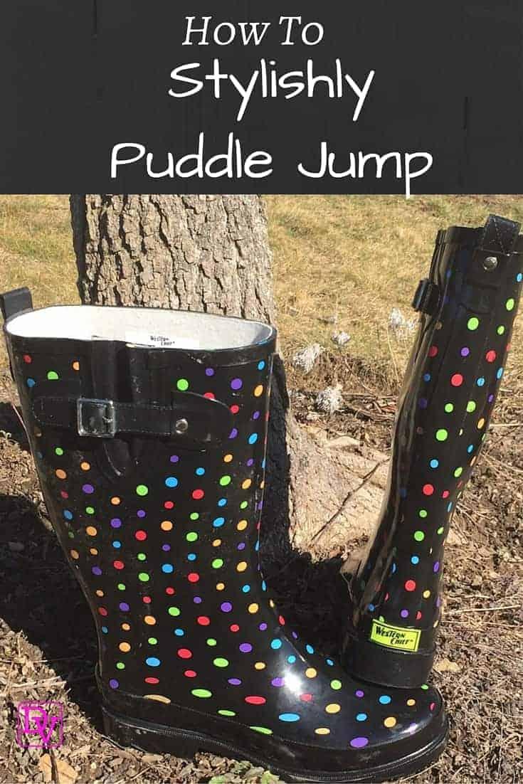 3f174971ea9 How To Stylishly Puddle Jump • Dana Vento