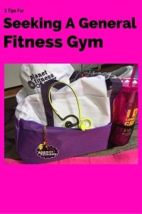3 Tips For Seeking A General Fitness Gym