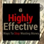 6 highly effective ways to stop wasting money, smoking, drinking, shopping, credit cards, taxes, organization, hire an accountant, vices, curb, sustain, cut back, try, lifestyle changes, necessary, 401 k, company matching, wasting money, saving money, finances, financial impact, lavish living, financial health