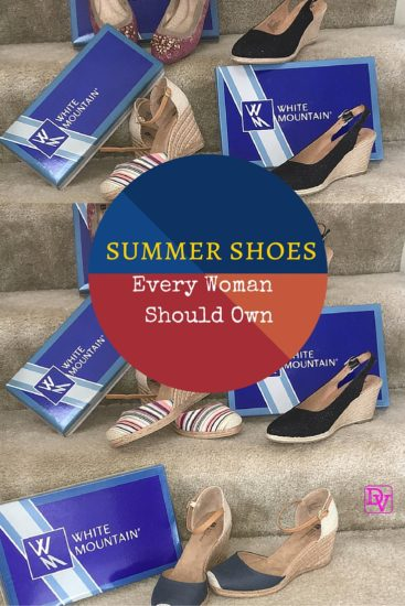 5 pairs of shoes every woman should own, closet, shoes, shoe fashion, shoes, summer fashion, wedges, flats, cushion, buckles, elastic, white mountain shoes, white mountain heritage collection, cisco, light gold glitter, pink multi stripe, black sparkle, mamba, mamba navy, shoes, espadrille, shoes for summer, basic, shoeanista, shoe obsessed, dana vento, carella rose gold, 5 summer shoes every woman should own, 5 Summer Shoes Women Need For Their Wardrobe