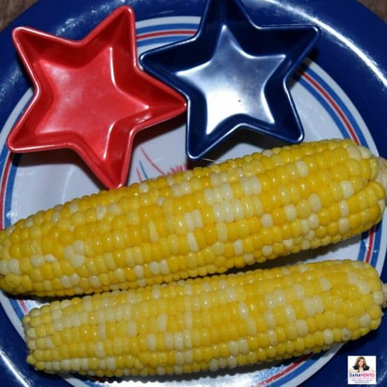 pressure cooker, pressure cooker corn on the cob, corn, corn cooking, steam, fast cooking, simple corn, fast corn, holidays, parties, memorial day, 4th of july, labor day, tailgating, father's day, mother's day, picnics, occasions, recipe, recipes, recipe for pressure cooker corn on the cob, how to pressure cook corn, steaming veggies, pressure cooker steaming, dana vento