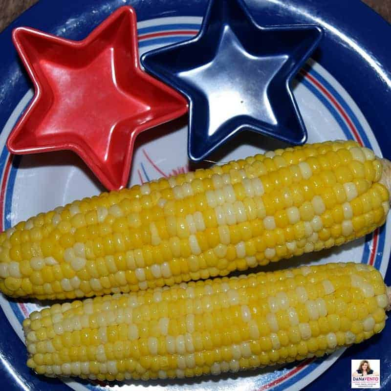 Awesome pressure cooker corn on the cob