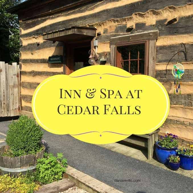 inn & spa at cedar falls, Ohio, Ohio Find It Here, food, dining, elegance, luxury, spa, filet miegnon, pasta, wisconsin cheese ball, caesar salad, sablefish, potatoes, asparagus, allergen friendly, allergy free, food, dining, dining and travelling, traveling, travel writer, food writer, destination, hocking hills, outdoors, old man's cave, cedar falls, ash, rock house, lemon mizo, purple sticky rice, potatoes, restaurant, dining, WiFi, Lodging, destination seeker, Hocking Hills Ohio, Hocking Hills state park