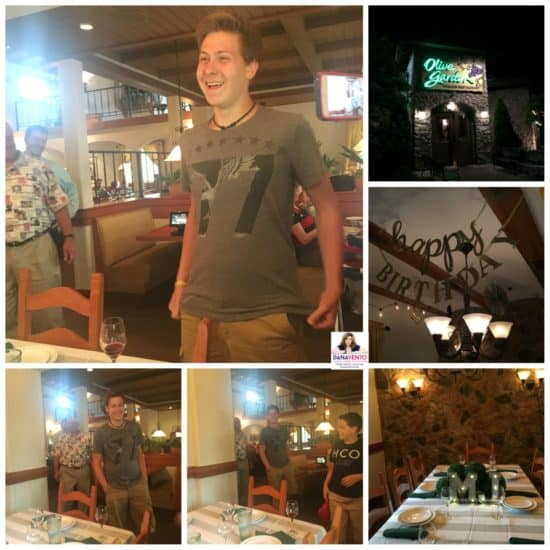 Team Olive Garden, Olive Garden, Food, Family, Celebration,How To Celebrate A Boy's 16th Birthday, party, celebration, gramma, grandpa, grandparents, great grandma, mom, dad, sister, brothers, servers, food, dessert, wine, water, decorated room, turning 16, 16th birthday, 16th boy birthday, 16th parties for boys, boys and turning 16, turning boy 16, olive garden, party of food, party of family, party of family fun, restaurant, dining out, party out, turning 16 at Olive Garden, Food Writer, Foodie, Parties at Olive Garden, Hosted Party