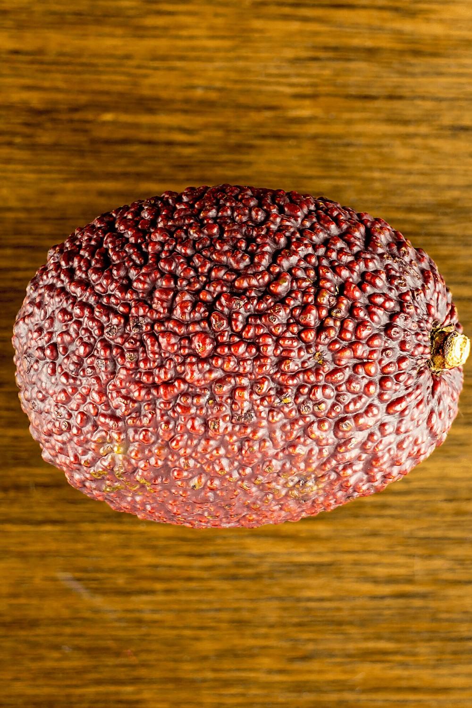 ripened avocado for guacamole