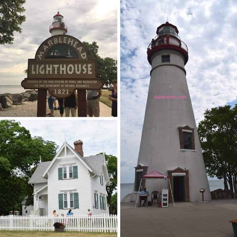 Marblehead Lighthouse Lake Erie Shores and Islands