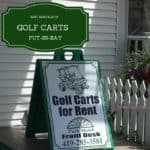 Best Golf Cart Rental In Put In Bay