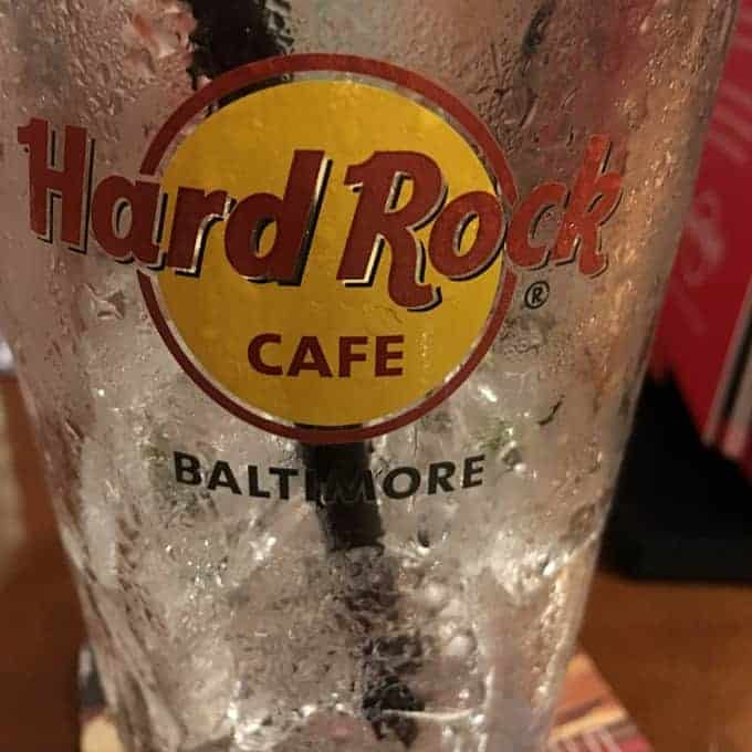 hard rock, hard rock cafe, hard rock cafe baltimore, josh, domenique, service, food, greeting, souvenir cups, allergen friendly, food, foodies, inner harbor, destination, bar, entertainment, large parties, birthday parties, families, singles, dates, on the water, outdoors, indoors, bands, famous artifacts, seating, foods, beverages, burgers, vegetarian, foodies, food writer, world wide, travel writer, dana vento