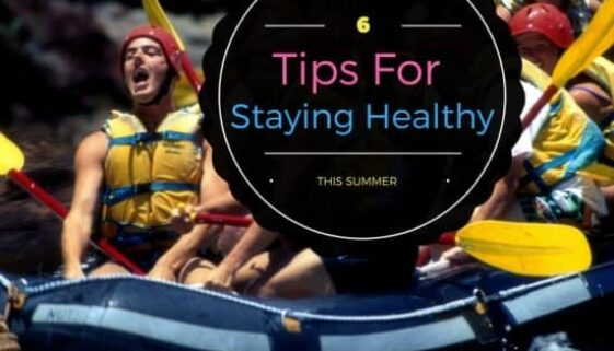 6 TIPS FOR STAYING HEALTHY THIS SUMMER, SUMMER, HEALTH, FITNESS, SUN, SPF, water, hydration, exercise, stay cool, stay active, family, adults, teens, kids, vitamins, teenagers, fun times, outdoors, eye wear, sun, hair, tresses, locks, keep on moving, vacation, summer times, hazy lazy days, dog days of summer, protection, fitness, lifestyle