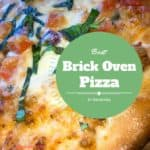 Best Brick Oven Pizza In Sandusky