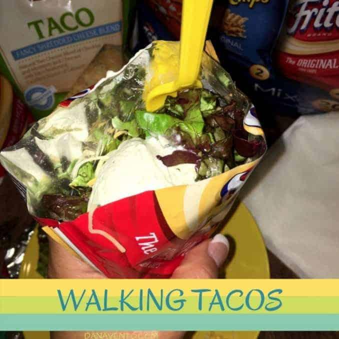 Walking Tacos