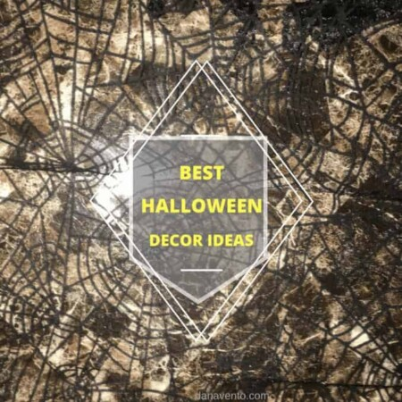 Best Halloween Decor Ideas, halloween, decorating, decor, home decor, interior decor halloween, october, boo, trees, trees that glow, ghosts that glow, kid ghosts, sitting witch, bookcases, tables, chairs, doors, tables, all decor, light up, lighting up, easy, fun, dana vento, diy, how to halloween decorate