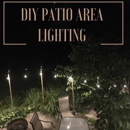 fall, winter, summer, outdoor, party, party lighting, outdoor lighting, casual lighting, never replace, weather proof, wind proof, office, patio, club, dining, pergola, impact resistance, goes in any spaces, hang, screw, poles, trees, mortar, clips, easy, easy diy, simple diy, diy project, DIY Patio lighting, dana vento diy blogger, diy writer, Enbrighten Cafe Lights, Jasco, party, life, space, outdoor parties,