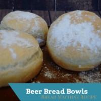 BEER BREAD BOWL