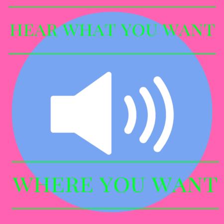 hear what you want where you want, music, bluetooth, wrist, wrist boom, bluetooth speaker, music, listen, calls. sound, biking, hiking, cars, walking, jogging, technology, dana vento