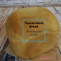 tuscan herb bread