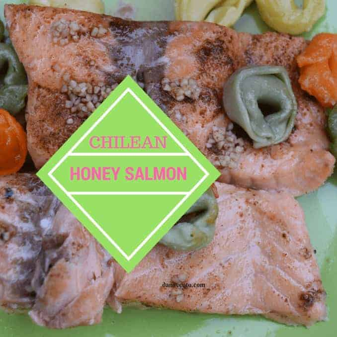 chilean honey salmon, tortellinis, food, fish, salmon, avocado oil, heart healthy, plated, steamed, garlic, fast, friendly, foil, easy to cook, steamer, steaming appliance, recipe, recipes, fast recipe, easy recipe, cook, dinner, meals, food writer, food blogger, pittsburgh food writer, recipes to print,, fast recipes, easy to make recipe, seafood recipe, salmon recipe, boneless, skinless,