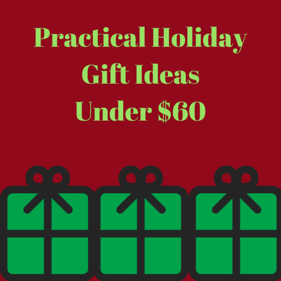 holiday gifts under 60
