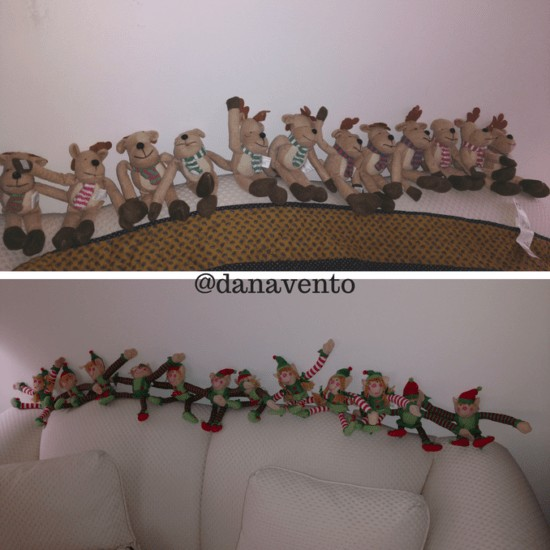 Best Holiday Decor Accent Pieces, Holiday, Holiday Decorating, Decor, Decorations, christmas, new years, updates, diy, fast, easy, affordable, reindeer, elves, stockings, countdown calendar