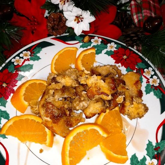 recipe, recipes, food, holiday food, breakfast, bake, homemade, fast, easy, delicious, holiday flavors, Orange Honey Glazed Pudding Bread With Walnuts, food, walnuts, eggs, bread, vanilla, cinnamon, oranges, pith, fast to make, breakfast foods, brunch holiday, holiday brunch,Orange Honey Glazed Pudding Bread With Walnuts. food writer, recipe on blog