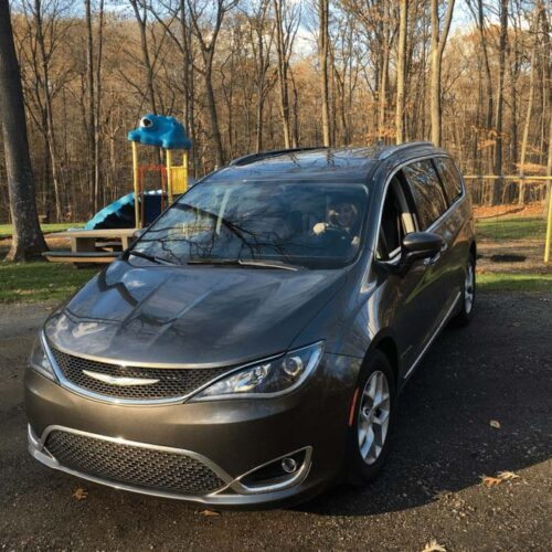 Fabulous Backseat Amenities Of A Chrysler Pacifica Touring L Plus