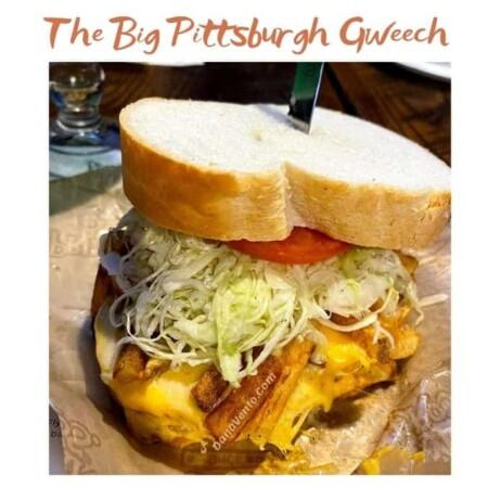 Iconic Pittsburgh Sandwiches Big Gweech