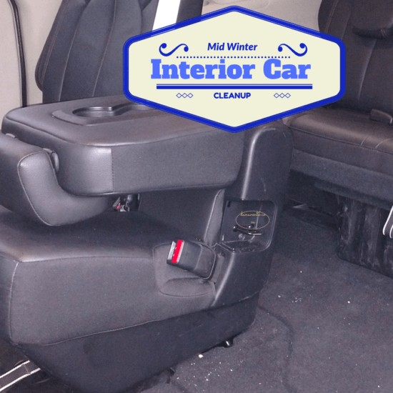 easy tips for mid winter interior car cleanup, seats, mats, carpet, upholstery, brushes, cleaners, scrub, baking soda, laundry detergent, windows, cup holders, debris, lint roller, auto blog, auto writer, cars, Chrysler, Dodge, Jeep, fast, easy, car maintenance, car care, car diy, winter car care, seasonal car care, take care of car, owner, lease, buy car, lease car, dealership, new, used, how to, why to, winter season, dana vento auto blogger