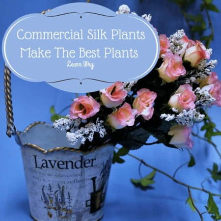 why commercial silk plants make the best plants, in house, outdoor, indoor, gorgrous, wearable, strong, durable, no water, easy diy, diy inside, longevity, no work, diy blogger dana vento
