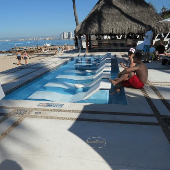 Puerto Vallarta Pool and Bar