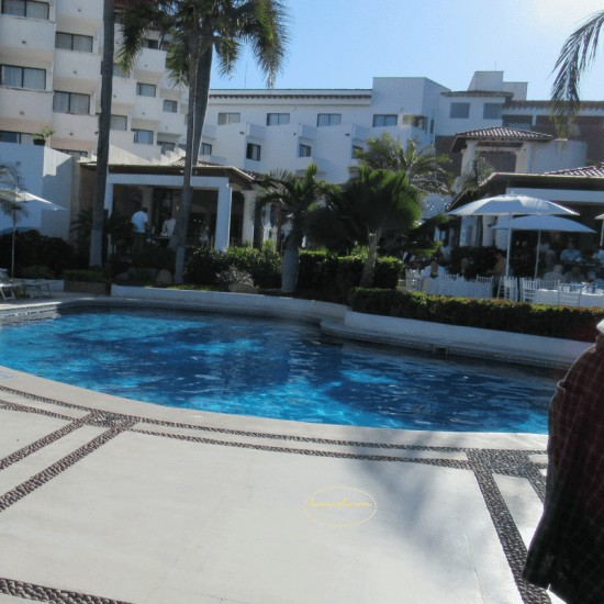 Puerto Vallarta Poolside by Day