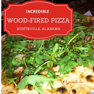 Incredible Wood-Fired Pizza in Huntsville