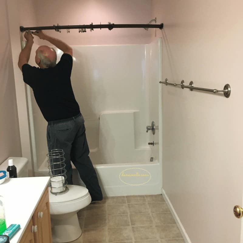 bathroom renovation, getting real with a bathroom renovation, nails, floors, ceiling toilet, bowls, color, fixtures, flooring, paint, work load, timing, walls, faucets, basins, tubs, showers, curtains, list it, wish list, go green