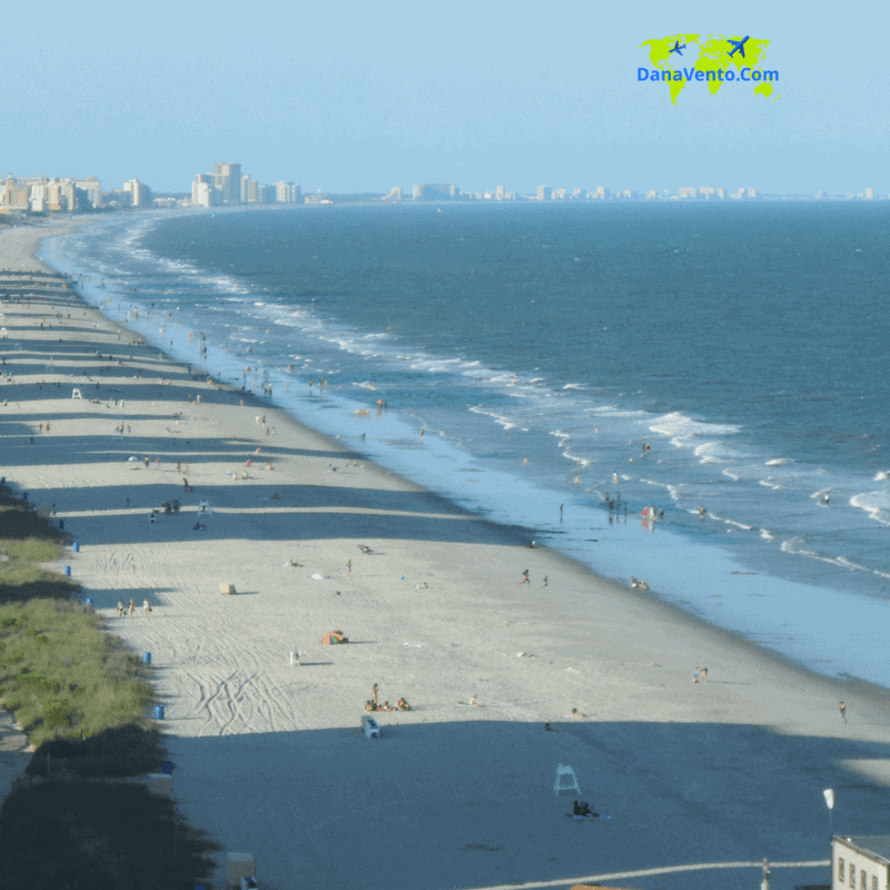 A view from the SkyWheel with Sky-High Views of Myrtle Beach
