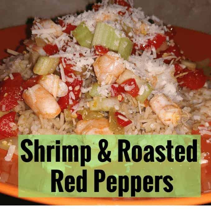 Roasted Red Peppers, Shrimp, Cooked Shrimp, Roasted Red Peppers, Shrimp with Roasted Red Peppers and shaved parmesan, cooking, food, diy, made at home, easy recipe, food, recipe, recipes, seafood recipe, meatless recipe, veggies, vegetables, celery, chopping, dicing, cooking, kitchen, artisan, fresh made, grilled, cut, mix, marinate, rice, pastina, quinoa, low glycemic, fresh, no marinate, easy dish, summer dish, everyday dish, dish for entertaining, white wine, margarita, food writer, food blog, food that is easy to make, making easy food, food prep, ingredients, fish, shrimp, cooked shrimp, Shrimp with Roasted Red Peppers and shaved Parmesan