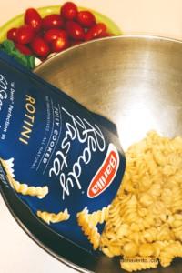 Barilla Pasta Ready in bowl