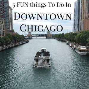 5 Fun Things To Do In Downtown Chicago