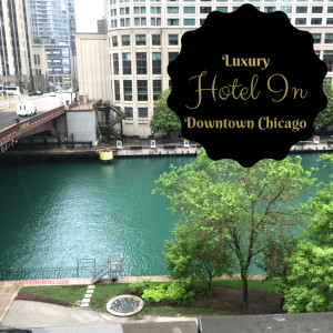 Luxury Hotel in Downtown Chicago
